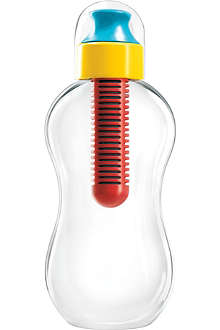 BOBBLE Baby Bobble filtered bottle yellow