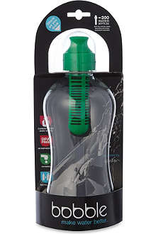 BOBBLE Filtered water bottle 550ml green