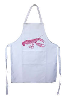 THORNBACK & PEEL Lobster apron