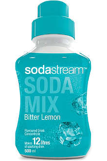SODASTREAM Bitter lemon flavoured drink mix 500ml