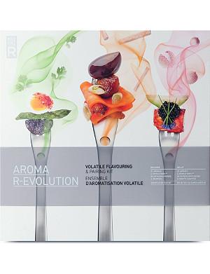 MOLECULE-R Aroma R-evolution fork