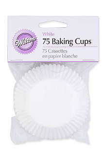 WILTON Pack of 75 baking cups