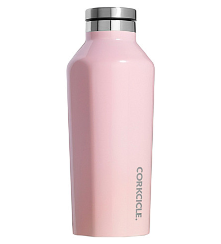 ROOT 7 Corkcicle 9oz canteen (Rose+quartz