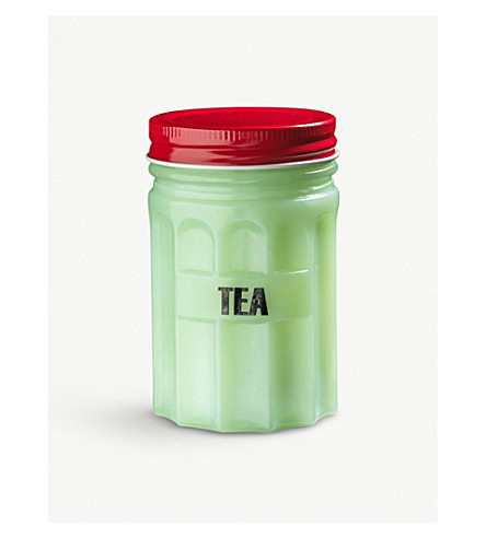 BITOSSI HOME Tea glass jar