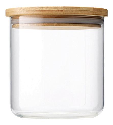 LOVERAMICS Prep+ large glass storage jar