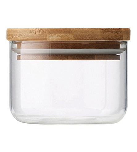 LOVERAMICS Prep+ medium glass storage jar