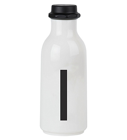OUTDOOR LIGHTS I water bottle