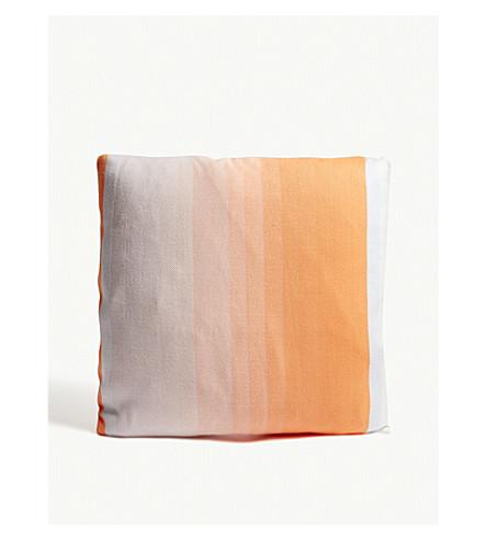 HAY Striped merino wool cushion 50cm x 50cm