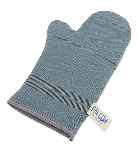 FALCON Linen-cotton oven glove