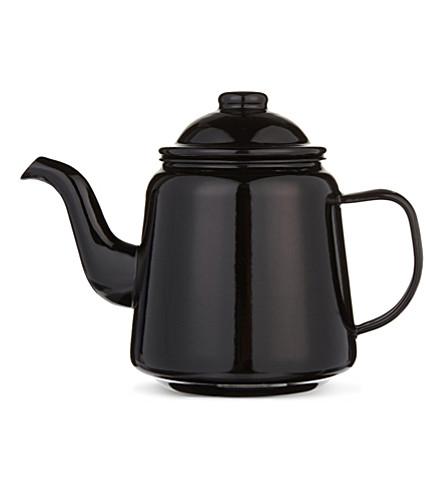 FALCON Enamel teapot 15cm