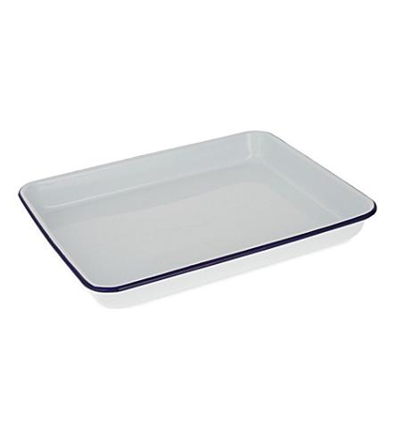 FALCON 搪瓷托盘28.5厘米