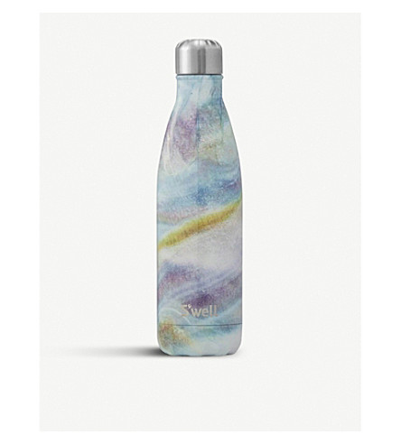 SWELL Mother of pearl water bottle 710ml (Mother+of+pearl