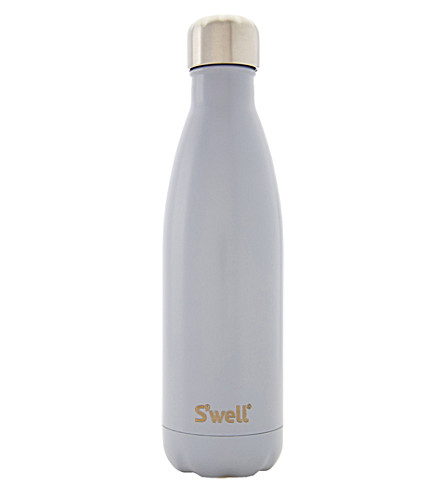 SWELL Shadow stainless steel water bottle 500ml