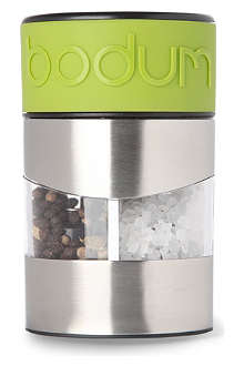 BODUM Twin salt and pepper grinder