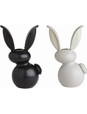CHEF'N G'Rabbit mini salt and pepper set