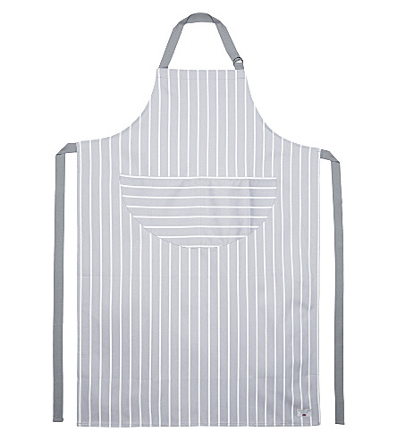 CHEF'N Butchers stripe cotton apron