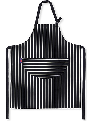 DEXAM Adult classic butcher's stripe apron