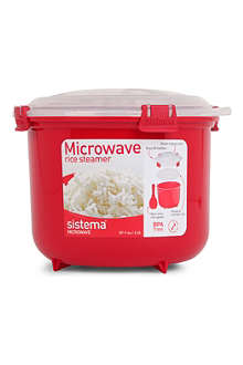 SISTEMA Rice Steamer 2.6L