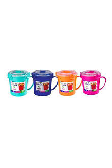 SISTEMA Soup Mug To Go, assorted colours 656ml