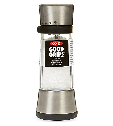OXO GOOD GRIPS Good Grips Lua salt mill