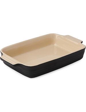 LE CREUSET Stoneware rectangular dish 26cm