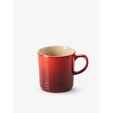 LE CREUSET Stoneware mug (Cerise