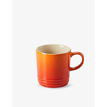 LE CREUSET Stoneware mug (Volcanic