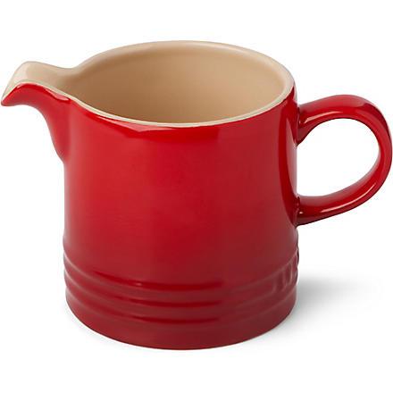 LE CREUSET Stoneware jug (Cerise