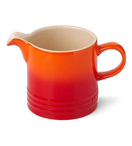 LE CREUSET Stoneware jug (Volcanic