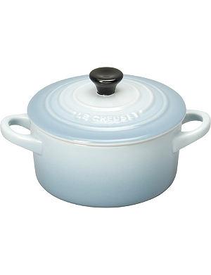 LE CREUSET Stoneware petite casserole dish