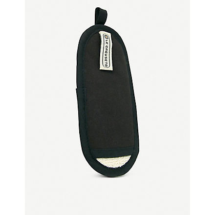 LE CREUSET Handle glove (Black