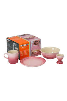 LE CREUSET Junior breakfast essentials set
