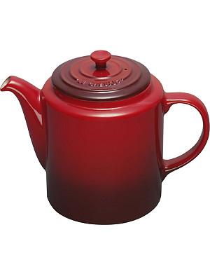 LE CREUSET Grand stoneware teapot