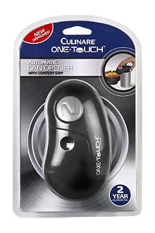 COLE & MASON One Touch automatic can opener