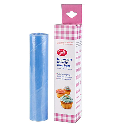 TALA Disposable non-slip icing bags roll of 30