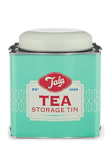 TALA Vintage tea caddy