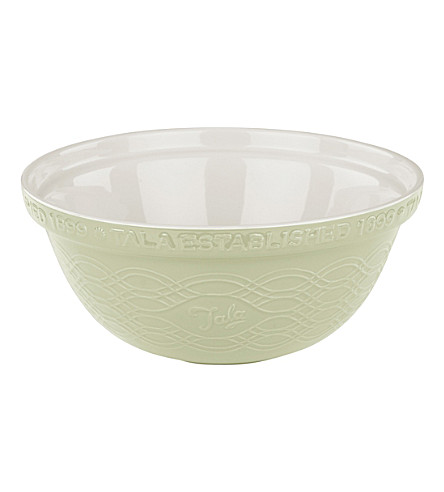 TALA Traditional stoneware mixing bowl 30cm