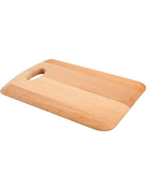 T&G WOODWARE Medium handled chopping board