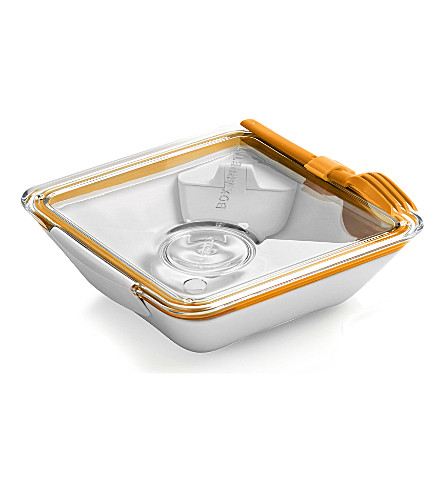 BLACK+BLUM Box Appetit lunch box (Orange