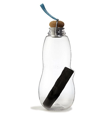 BLACK+BLUM Eau Good naturally filtered water bottle