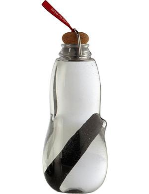 BLACK+BLUM Eau Good water filter bottle