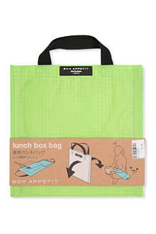 BLACK+BLUM Box Appetit bag