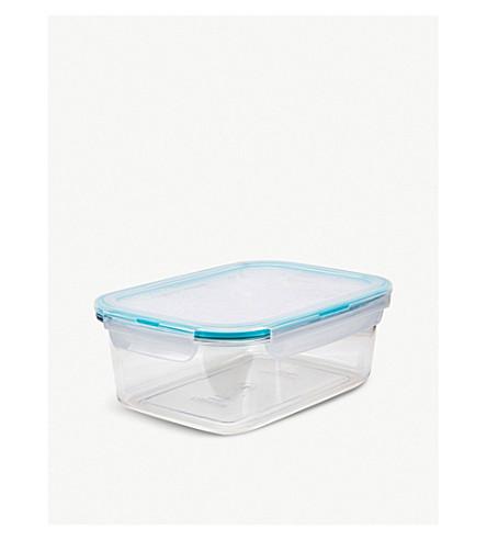 LOCK N LOCK Rectangular 1.2ltr plastic lunchbox