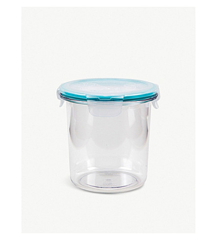LOCK N LOCK Round 760ml plastic lunchbox