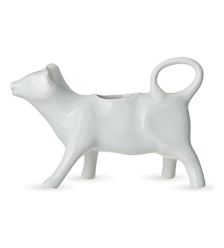PILLIVUYT Porcelain cow creamer 4 oz.