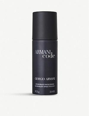 GIORGIO ARMANI Armani Code deodorant spray
