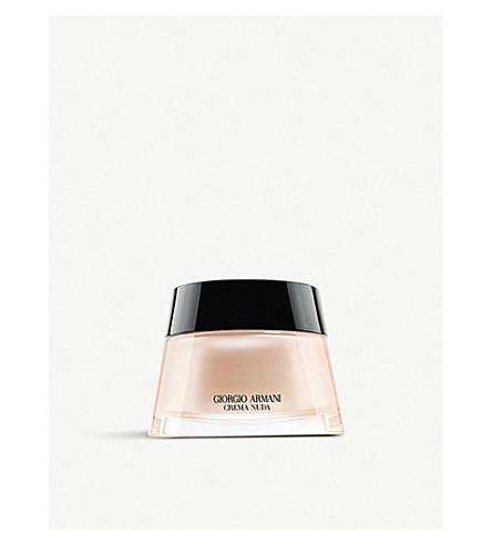 GIORGIO ARMANI Crema Nuda tinted moisturiser 50ml (1