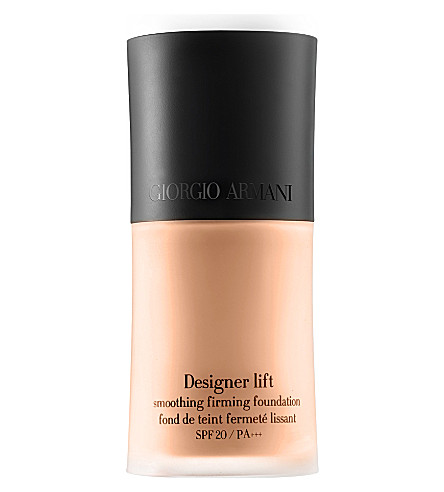 GIORGIO ARMANI Designer Lift foundation SPF 20 (11.5