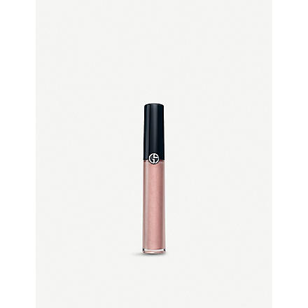 GIORGIO ARMANI Flash Lacquer crystal shine lip gloss (109
