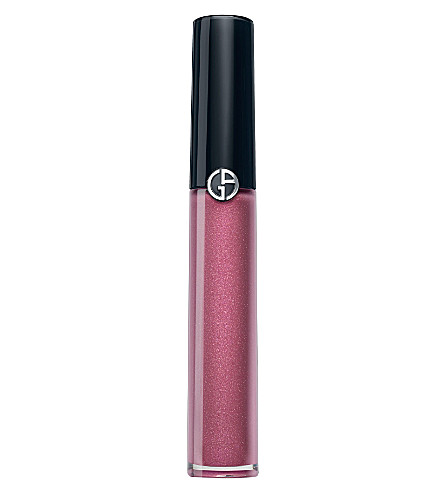 GIORGIO ARMANI Flash Lacquer crystal shine lip gloss (607